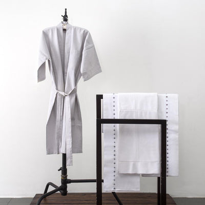 soft_cotton_dressing_gown. hotel_travel_dressing_gown.