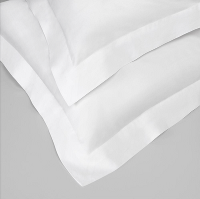 100%_silk_&_cotton_pillowcases. white_300_thread_count_standard_pillowcase.