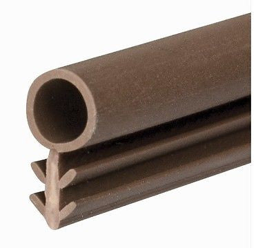 BROWN  PUSH IN FIT DRAUGHT PROOF 5 MM DIA