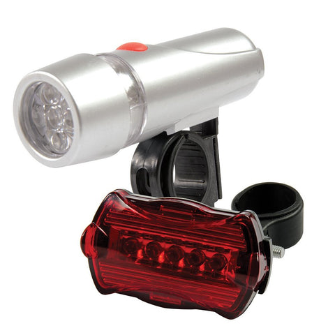 Front & Rear Cycle Lights