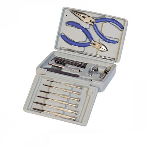 25 Piece Electronic Tool Set