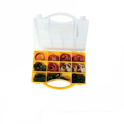 Fibre & Rubber Washer 280 Piece Pack