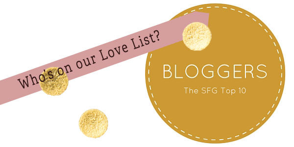 Our Blogger Love List