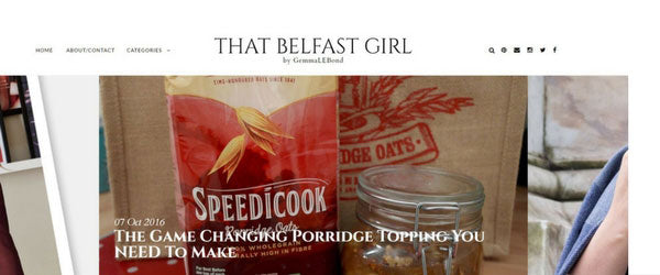 That Belfast Girl
