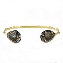 Labradorite Ilume Bangle
