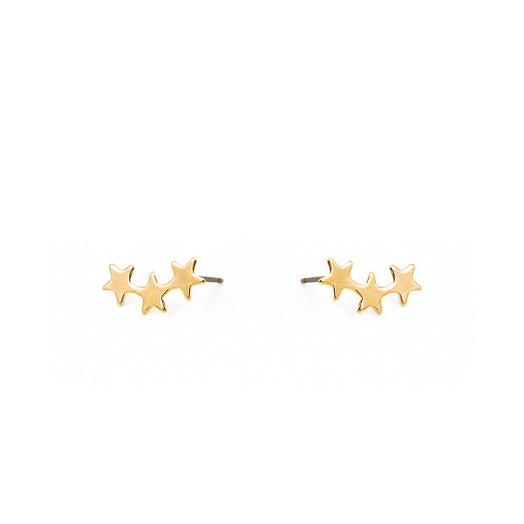 Falling Star Earrings av max