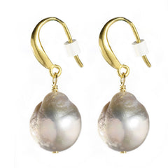 Baroque Pearl Earrings a.v.max