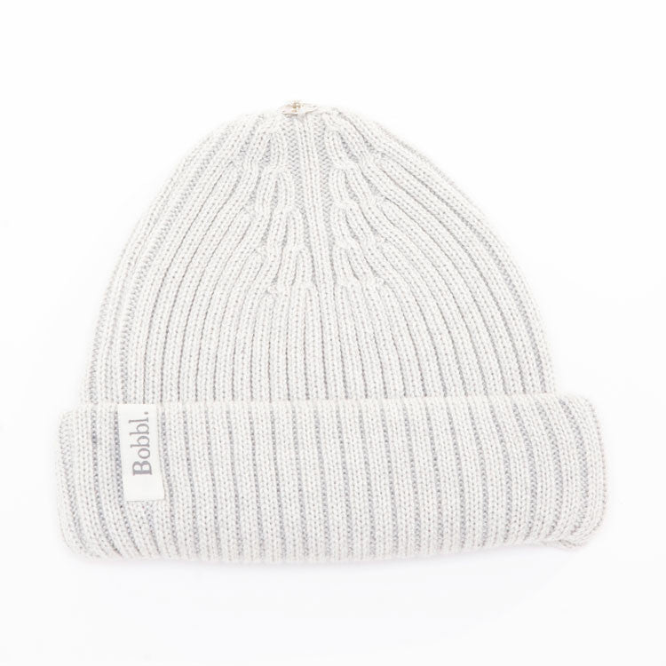 Light Grey Classic Hat from Bobbl