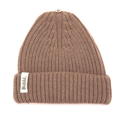Taupe Classic Hat from Bobbl