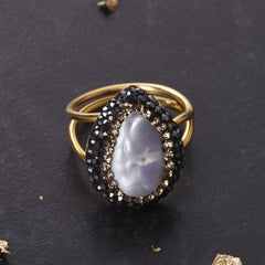 Pearl Tiny Ilume Ring