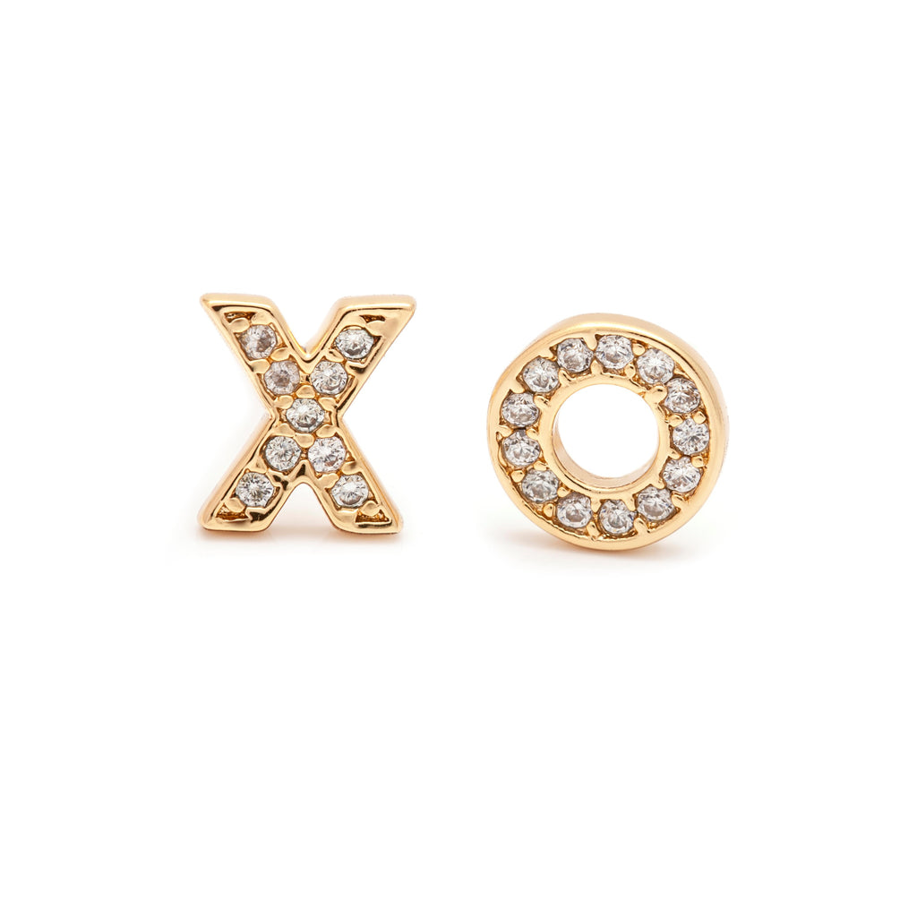 'XO' Earrings