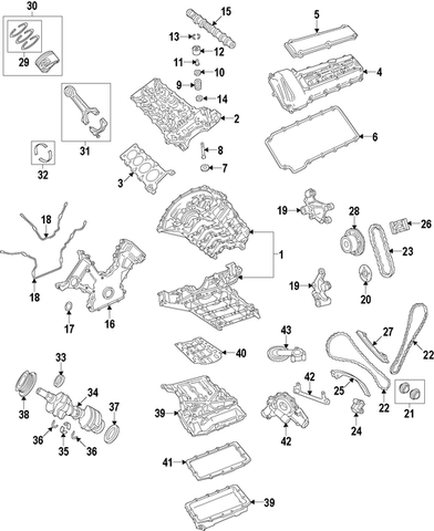 Bmw 5 Series Fuse Box Diagram In Trunk furthermore Serpentine Belt Diagram 2006 Bmw 325i 6 Cylinder 30 Liter Engine 00370 likewise Water Pump For Bmw 540 E39 740i 740il E38 840ci E31 96 97 98 M62 moreover Auto howstuffworks   autoparts towing towingcapacity information torqueconverter2 together with Bmw 740i Fuse Box Diagram. on bmw 740i engine diagram