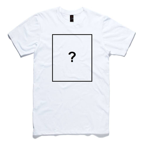 Custom Paper tee - White - Dem Novel Tees