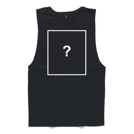 Custom Tank singlet - Black - Dem Novel Tees