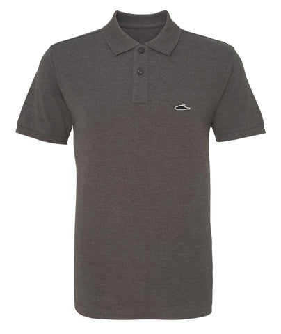 LTD Edition Solid Polo Shirt (Charcoal)