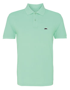 LTD Edition Solid Polo Shirt (Mint)