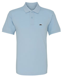 LTD Edition Solid Polo Shirt (Sky Blue)