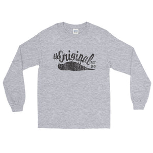 The Original Dead Bird Long Sleeve T-Shirt (Grey)