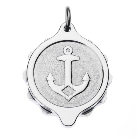 Chrome Plated Pendants - Anchor