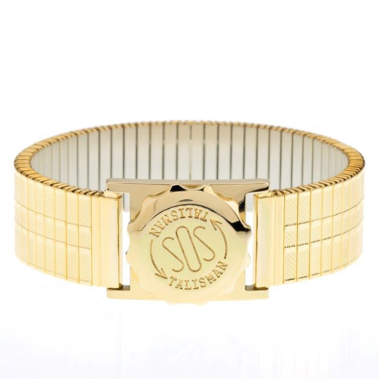 Gold Plated Watch Capsule & Strap
