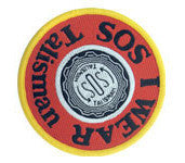 Woven Patch Badge