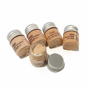 SAMPLES Organic Liquid Foundation