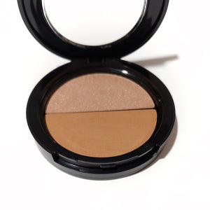 Duo Bronzer Highlighter