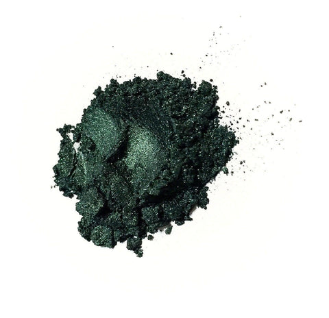 Black Star Green Eye Liner - LittleStuff4u Minerals