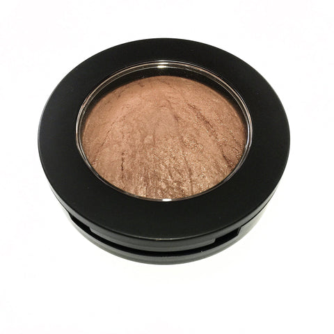 Botanical Baked Mineral Blush - Copper Swirl
