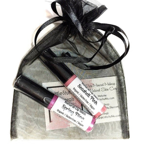 Organic Lip Gloss - Twisted Tango