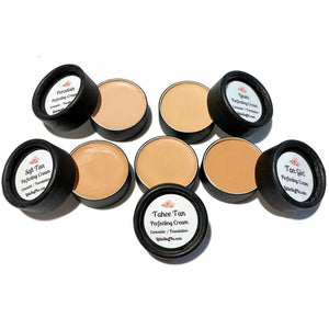 Perfecting Cream Concealing Foundation - Paperboard Samples