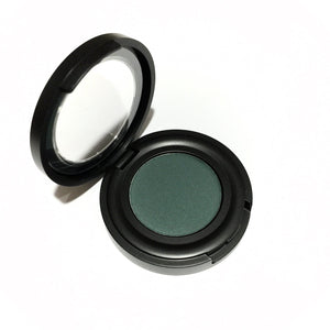 Organic Pressed Mineral Eye Shadow - Safari Green - LittleStuff4u Minerals