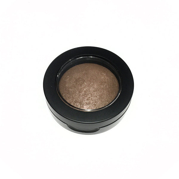 Baked Eye Shadow - Brindle Brown - LittleStuff4u Minerals