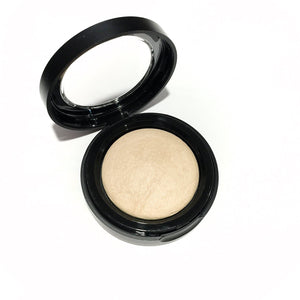 Baked Eye Shadow - French Vanilla - LittleStuff4u Minerals