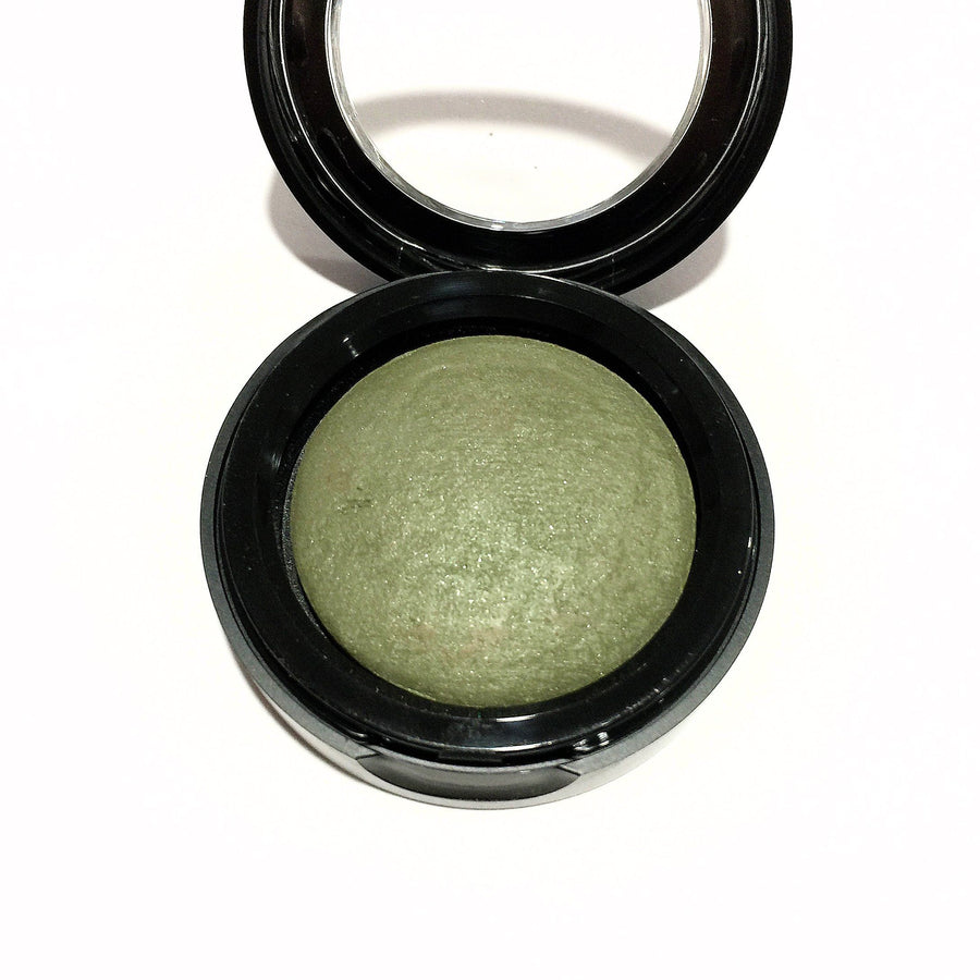 Baked Eye Shadow - Forest Green - LittleStuff4u Minerals