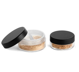 Medium Olive Mineral Foundation - LittleStuff4u Minerals