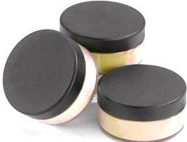 Lite Yellow Mineral Foundation - LittleStuff4u Minerals