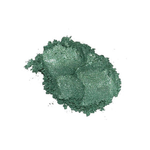 Bluegrass Green Eye Shimmeral - LittleStuff4u Minerals