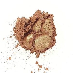 Burnt Bronze Eye Shimmeral - LittleStuff4u Minerals