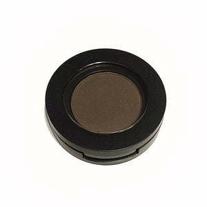 Organic Pressed Mineral Eye Shadow - Cocoa Bean - LittleStuff4u Minerals