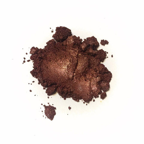 Copper Coffee Eye Shimmeral - LittleStuff4u Minerals