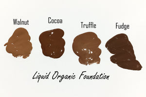 Organic Liquid Foundation - LittleStuff4u Minerals