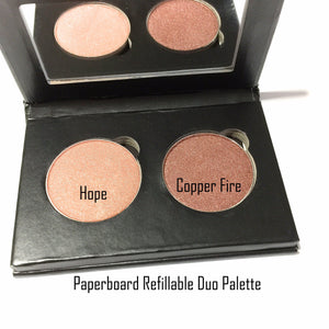 Pressed Eye Shadow Pan Refill - LittleStuff4u Minerals