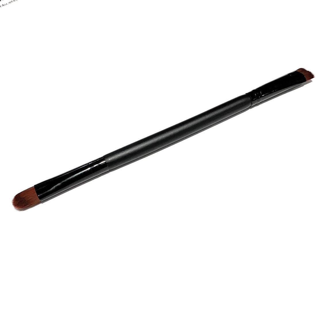 Double Ended Vegan Makeup Brush