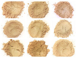 Mineral Foundation Sample Set - LittleStuff4u Minerals