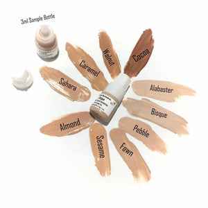 Organic Foundation Samples Set 2 - LittleStuff4u Minerals