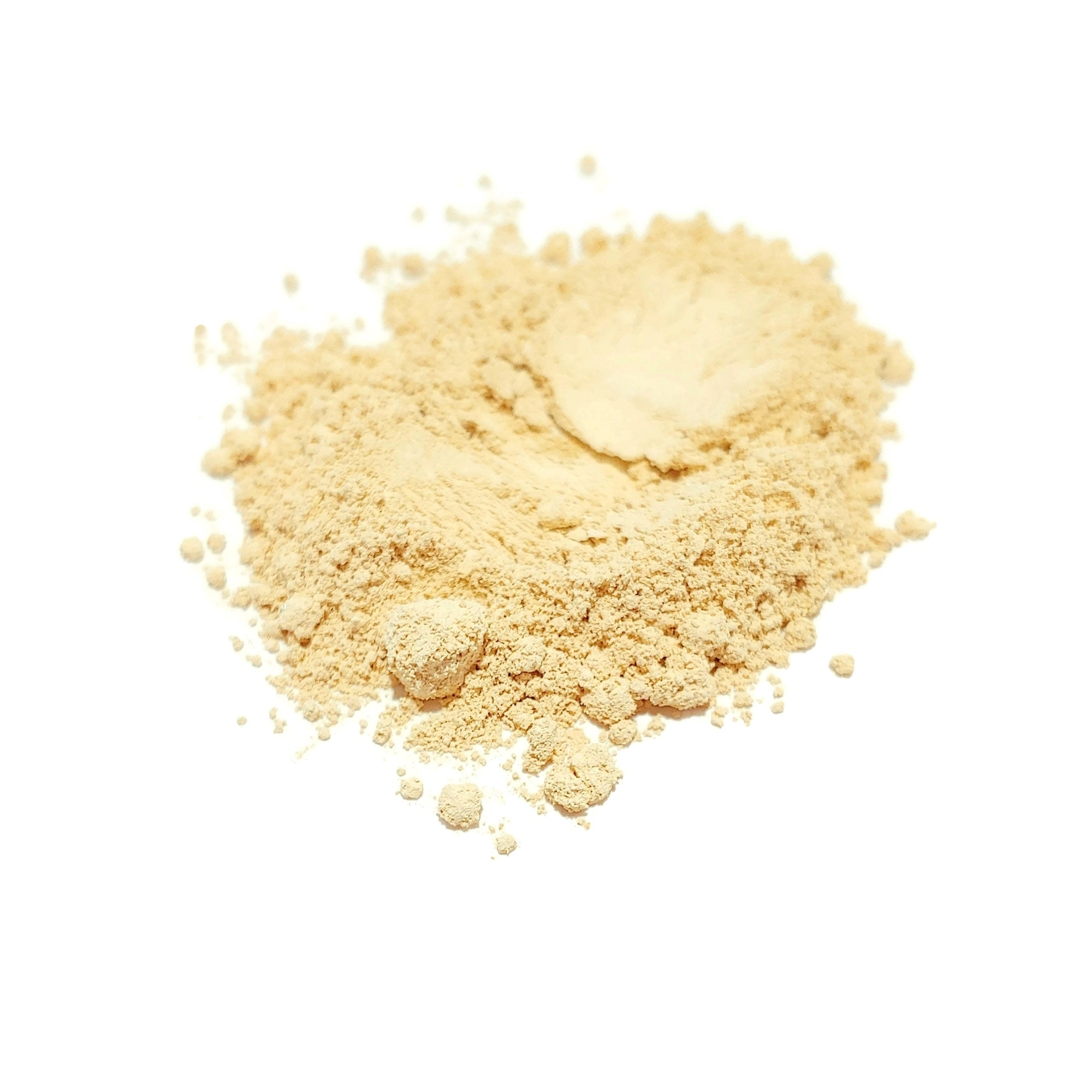 Lite Yellow Mineral Foundation