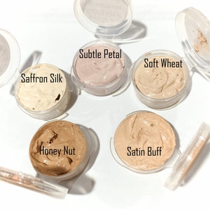 Mineral Mousse Foundation - LittleStuff4u Minerals