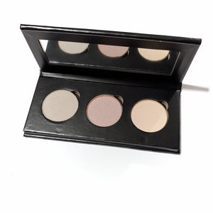 Pressed Eye Shadow Trio - Spring Set