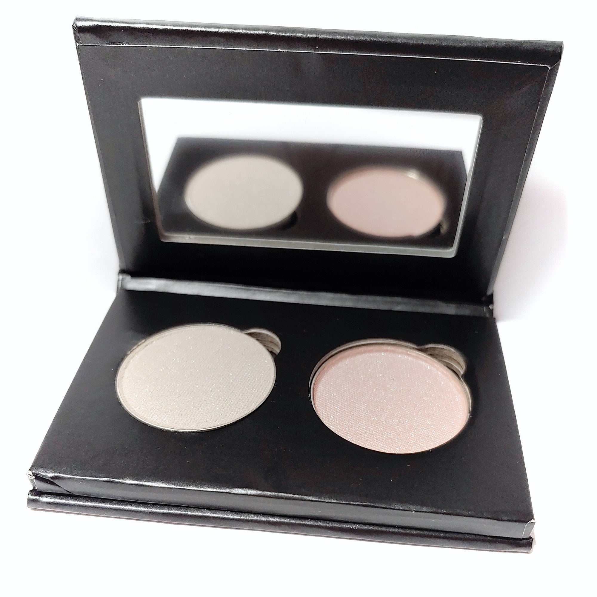 Pressed Eye Shadow Duo - Oyster Chablis